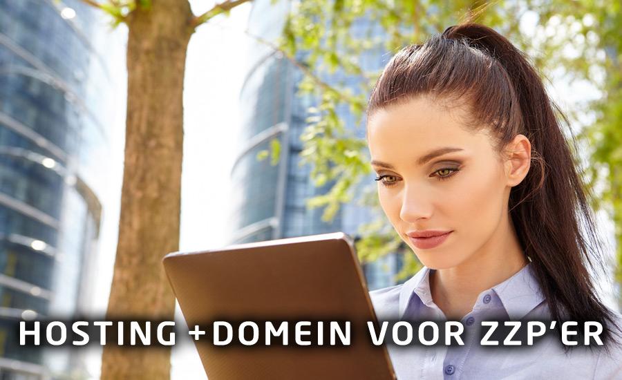 Webhosting voor zzp'er