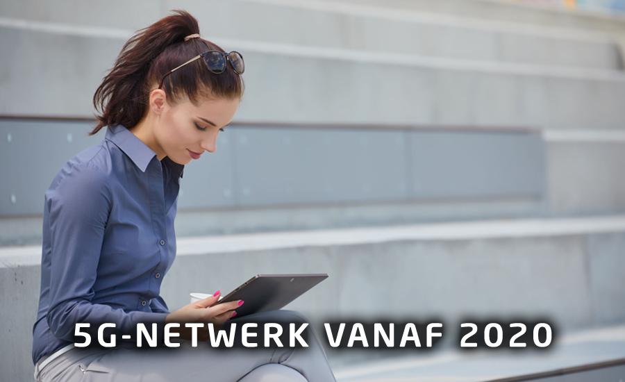 5G-netwerk verwacht vanaf 2020