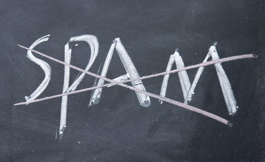 Voorkom dat e-mail als spam gemarkeerd wordt