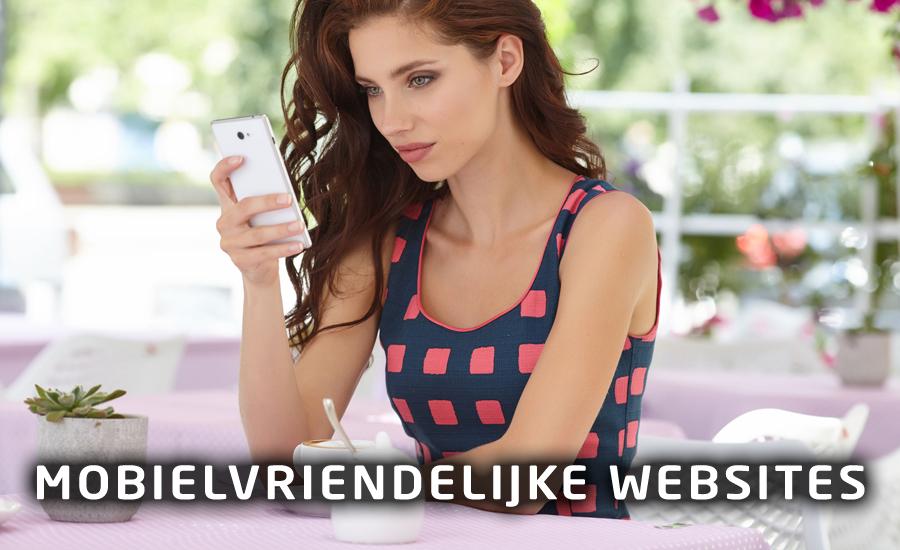 Elke website moet mobielvriendelijk zijn