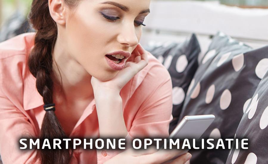 Google populair op smartphone