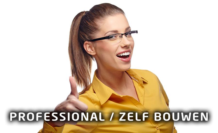 Professional vs zelf website bouwen