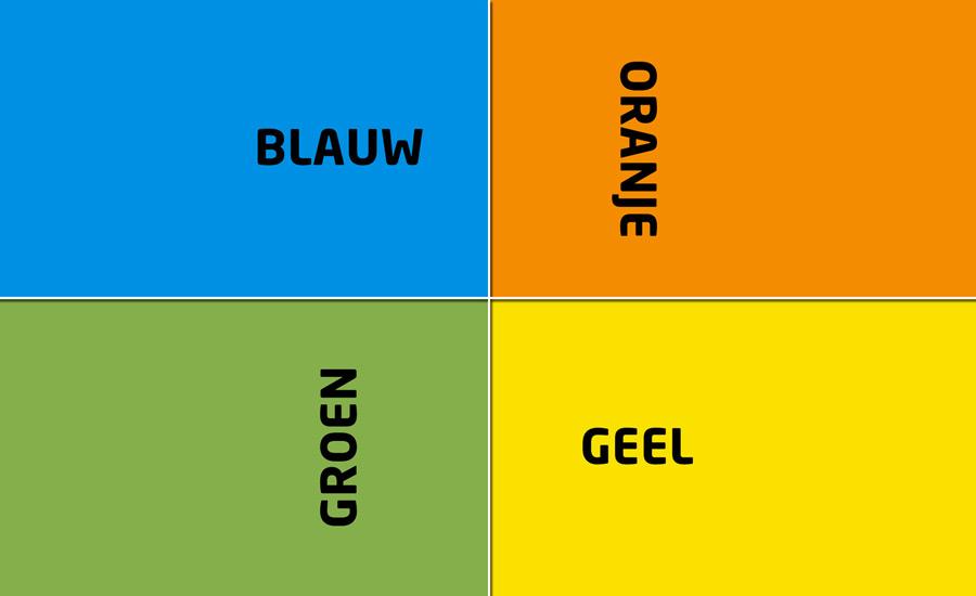Wat is een goede kleur voor je website