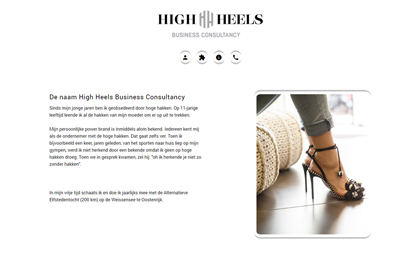 High Heels Business Consultancy