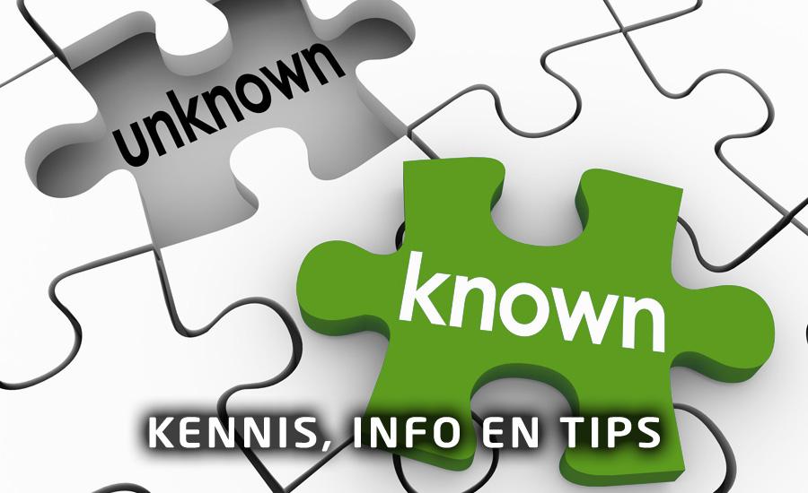 Gratis informatie en tips